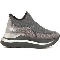Pantofi Femei Pantofi Slip on Café Noir DC985 Gri