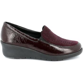 Pantofi Femei Mocasini Grunland SC4775 Roșu