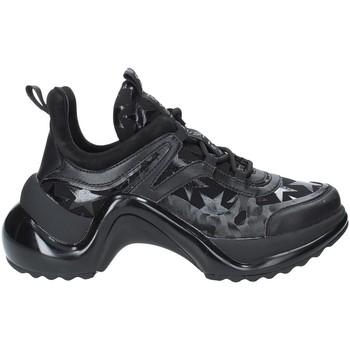 Pantofi Femei Pantofi sport Casual Studio Italia LOVE01 Negru