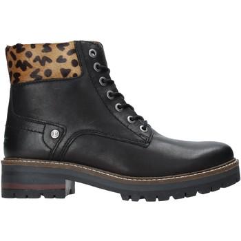 Pantofi Femei Botine Wrangler WL92525A Negru