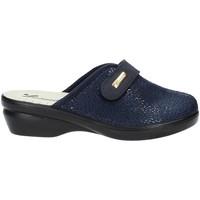 Pantofi Femei Papuci de casă Susimoda 6836 Albastru