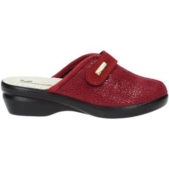 Pantofi Femei Papuci de casă Susimoda 6836 Roșu