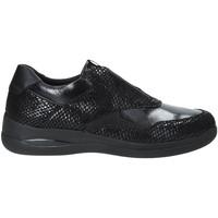 Pantofi Femei Pantofi Slip on Stonefly 212962 Negru