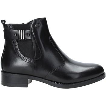Pantofi Femei Botine Valleverde 47504 Negru