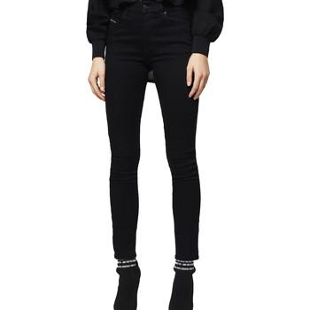 Îmbracaminte Femei Jeans slim Diesel 00STRN 069EF Negru