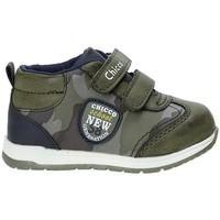 Pantofi Copii Pantofi sport stil gheata Chicco 01062502000000 Verde
