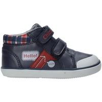 Pantofi Copii Pantofi sport stil gheata Chicco 01062495000000 Albastru