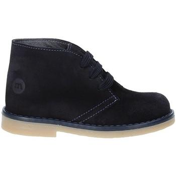 Pantofi Copii Ghete Melania ME2403D9I.A Albastru