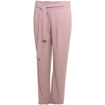 Îmbracaminte Femei Pantaloni fluizi și Pantaloni harem Smash S1829415 Roz