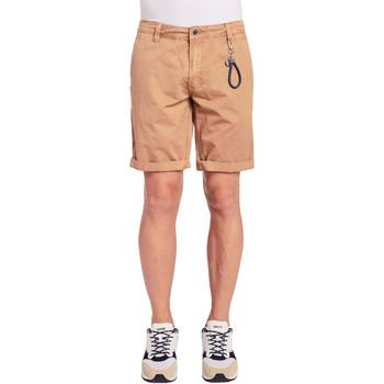 Îmbracaminte Bărbați Pantaloni scurti și Bermuda Gaudi 011BU25023WC Maro