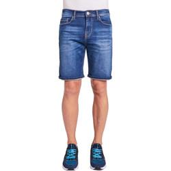 Îmbracaminte Bărbați Pantaloni scurti și Bermuda Gaudi 011BU26009 Albastru