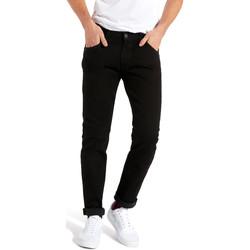 Îmbracaminte Bărbați Jeans slim Wrangler W14XHP19A Negru