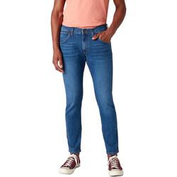 Îmbracaminte Bărbați Jeans slim Wrangler W14XT112E Albastru
