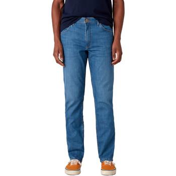 Îmbracaminte Bărbați Jeans drepti Wrangler W15QQ1158 Albastru