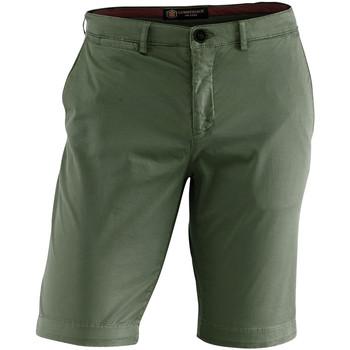 Îmbracaminte Bărbați Pantaloni scurti și Bermuda Lumberjack CM80647 002 602 Verde