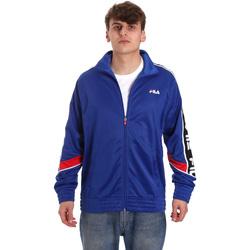 Îmbracaminte Bărbați Bluze îmbrăcăminte sport  Fila 687706 Albastru