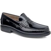 Pantofi Bărbați Mocasini CallagHan 90000 Negru