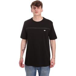 Îmbracaminte Bărbați Tricouri mânecă scurtă Antony Morato MMKS01696 FA100144 Negru