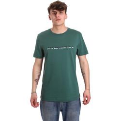 Îmbracaminte Bărbați Tricouri mânecă scurtă Antony Morato MMKS01754 FA100144 Verde