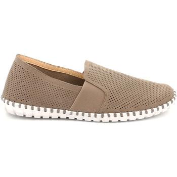 Pantofi Bărbați Pantofi Slip on Grunland SC4918 Bej