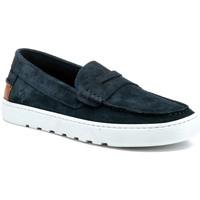 Pantofi Bărbați Mocasini Lumberjack SM69814 001 A01 Albastru