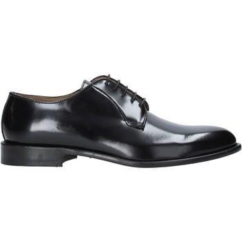 Pantofi Bărbați Pantofi Derby Rogers 1019_5 Negru
