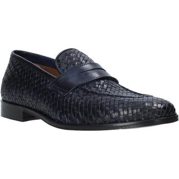 Pantofi Bărbați Mocasini Rogers 1012_5IN Albastru