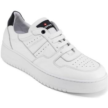 Pantofi Bărbați Pantofi sport Casual Exton 427 Alb