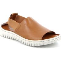Pantofi Femei Sandale  Grunland SA2538 Maro