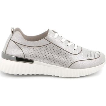 Pantofi Femei Pantofi sport Casual Grunland SC4905 Argint