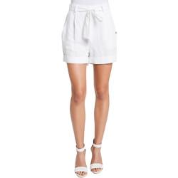 Îmbracaminte Femei Pantaloni scurti și Bermuda Gaudi 011BD25046 Alb