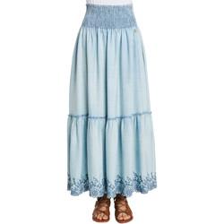 Îmbracaminte Femei Fuste Gaudi 011BD76002 Albastru