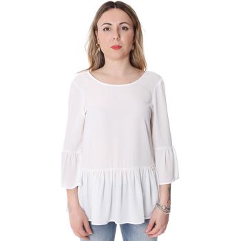 Îmbracaminte Femei Topuri și Bluze Fracomina FR20SP040 Alb