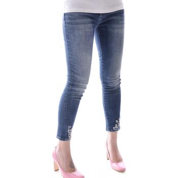 Îmbracaminte Femei Jeans slim Fracomina FR20SPJBETTY Albastru