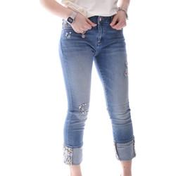 Îmbracaminte Femei Jeans slim Fracomina FR20SPJGAIA1 Albastru