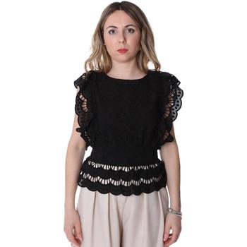 Îmbracaminte Femei Topuri și Bluze Fracomina FR20SP586 Negru