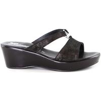 Pantofi Femei Papuci de vară Susimoda 173643 Gri