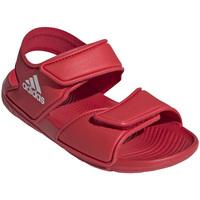 Pantofi Copii Sandale sport adidas Originals EG2136 Roșu