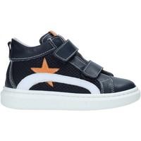 Pantofi Copii Pantofi sport stil gheata Nero Giardini E023810M Albastru