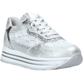 Pantofi Fete Pantofi sport Casual Nero Giardini E031460F Argint