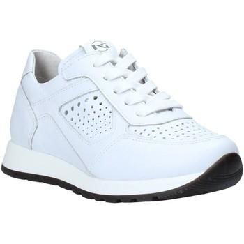Pantofi Copii Pantofi sport Casual NeroGiardini E033810M Alb