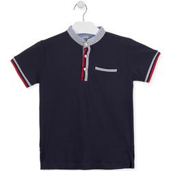 Îmbracaminte Băieți Tricou Polo mânecă scurtă Losan 013-1791AL Albastru