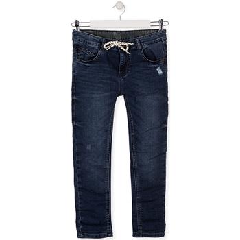 Îmbracaminte Copii Jeans slim Losan 013-6021AL Albastru