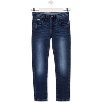 Îmbracaminte Copii Jeans slim Losan 013-9010AL Albastru