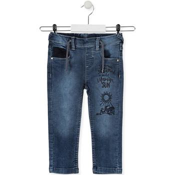 Îmbracaminte Copii Jeans slim Losan 015-6023AL Albastru