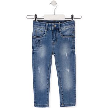 Îmbracaminte Copii Jeans slim Losan 015-9008AL Albastru