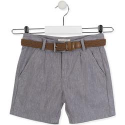 Îmbracaminte Copii Pantaloni scurti și Bermuda Losan 015-9790AL Gri