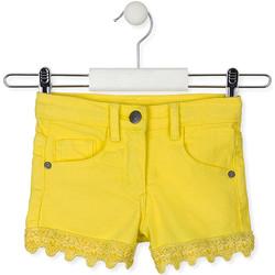 Îmbracaminte Copii Pantaloni scurti și Bermuda Losan 016-9001AL Galben