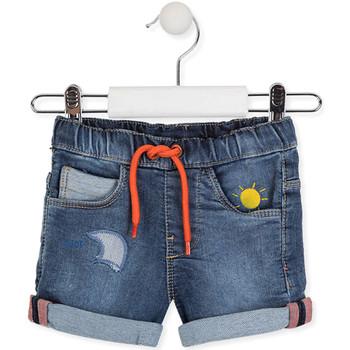 Îmbracaminte Copii Pantaloni scurti și Bermuda Losan 017-6017AL Albastru