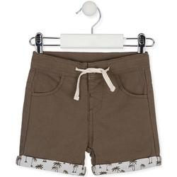 Îmbracaminte Copii Pantaloni scurti și Bermuda Losan 017-9008AL Verde